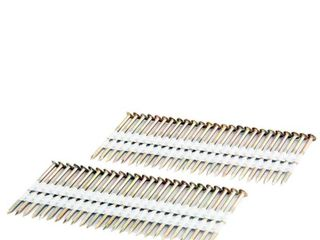 Freeman FR 113 2GRS 2 Inch by  113 Inch Plastic Collated Galvanized Ring Shank Framing Nail  2000 Per Box