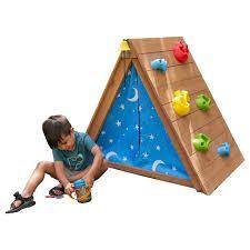 KidKraft A Frame Hideaway   Climber