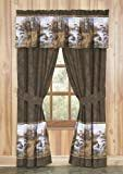 Duck Approach Valance  Part of the Blue Ridge Trading home collection by Kimlor  Coordinated Duck Approach bedding and bath accessories are available and sold separately  SKU   ADIB00KlNHA7C