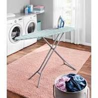 Mainstays 4 leg Aqua Slate Ironing Board