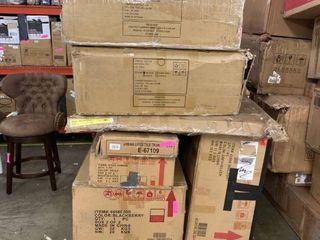 Pallet of Furniture Parts