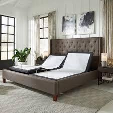 Split King  Sleep Zone Z350 Adjustable Base with Wireless Remote  Massage and USB  Multiple Sizes  Retail 1301 99