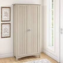 The Gray Barn lowbridge Tall 2 door Storage Cabinet  Retail 246 99