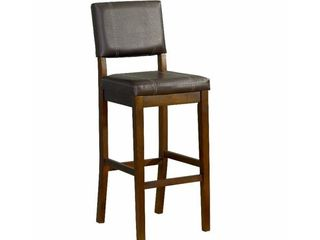 linon Miller Counter Stool  24 inch Seat Height  Multiple Colors