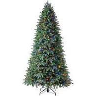 7 5 FT Artificial Norwich Christmas Tree   Evergreen Classics