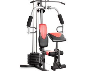 Weider 2980 Home Gym with 214 lbs  of Resistance