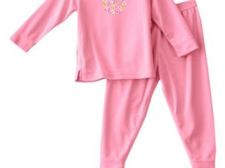 HAlO Comfortluxe 2 Piece Set Silky  Pink Peace  0 3 Months Multi Colored