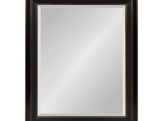 Whitley Classic Framed Beveled Wall Mirror  Retail 89 99