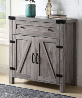 Accent Cabinet  Stock Photo Different from Actual Product