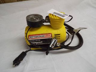 Pittsburgh car compact air compressor