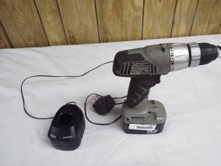 Craftsman 14 4 V cordless drill with charger