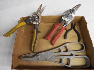 Metal and wire cutters