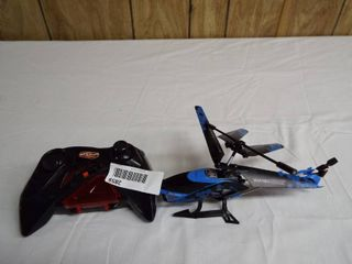 Sky Rover helicopter with controller