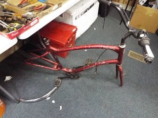 Townie Bike frame  light weight