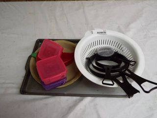 lot of kitchenware