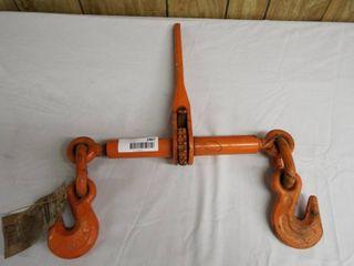 Ratchet binder 3 8 G70 1 2  G43  9 200 pounds