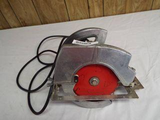 Power horse 7 1 4  saw  model   73126