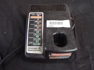 Craftsman battery charger and maintainer