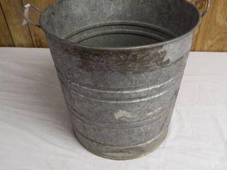 Wash bucket  14  round x 14 1 4  T