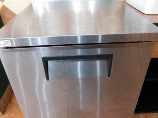 True 27  WorkTop Freezer