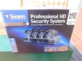 Swan Security System