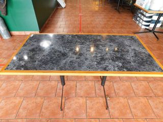 Rectangle Dining Height Table