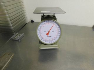 Winco Commercial Food Scale