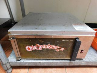 Otis Spunkmeyer Oven and Display