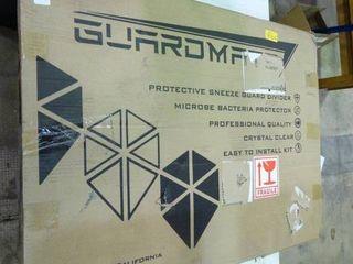 Protective Sneeze Guard Divider