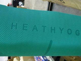 Heath Yoga Mat