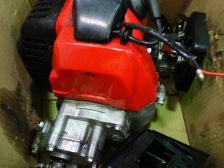 Gas Powered Motor