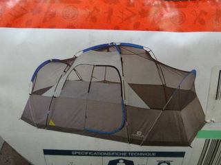 Outbound 8 Person Dome Tent