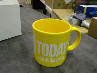 lot of  Sunday Today  Coffee Mugs