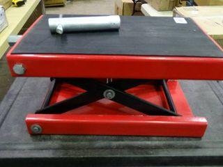 Orion Motor Tech Dilated Scissor lift Jack