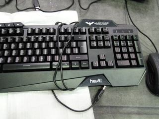 Magic Eagle Havit Game Series Keyboard with Mouse