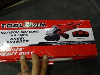 4 5  Heavy Duty Angle Grinder