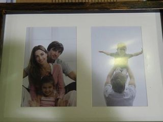 2 Photo Picture Frame