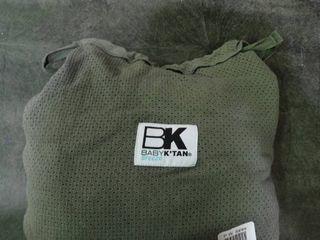 Baby K Tan Breeze Baby Wrap Carrier