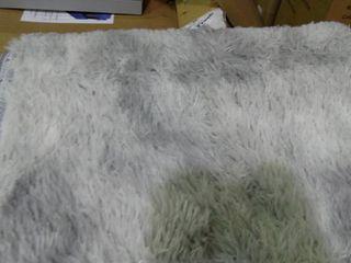 Soft Grey Area Rug