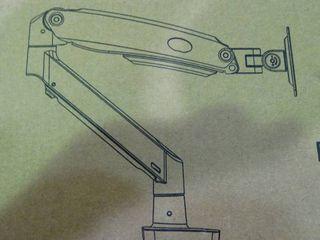 Flexi Full Motion Desk Mount