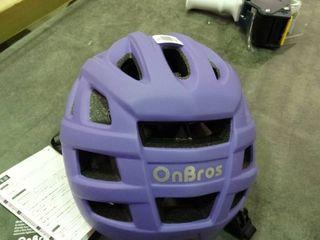 OnBros Mountain Bike Helmet with Visor