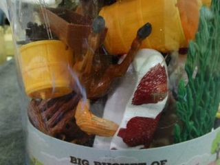 Big Bucket of Farm Animals
