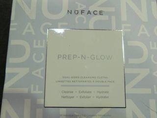 Box of Prep N Glow Cleansing Cloths