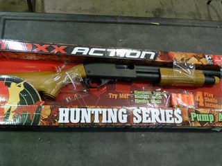 Maxx Action Hunting Series Pump Action Toy Gun
