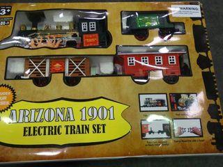 Arizona 1901 Electric Train Set