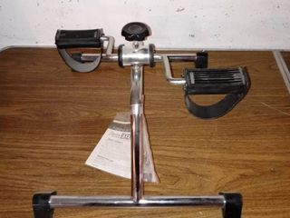 Vintage Pedal Excerciser With Paperwork In Great Shape