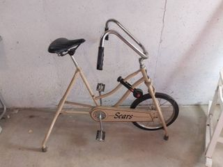 Vintage Sears Stationary Bicycle