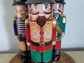 Set of 3 Harry london Chocolate Tin Containers