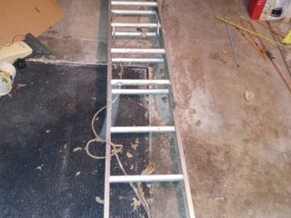 Nice Kant Twist Aluminum ladder In Good Condition