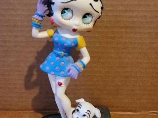 Betty Sings the Blues Betty Boop Figurine